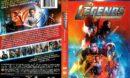 Legends of Tomorrow Season 2 (2017) R1 DVD Cover