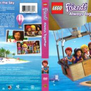 Lego Friends: Always Together (2016) R1 DVD Cover