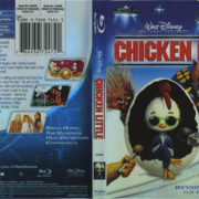 Chicken Little (2007) R1 Blu-Ray Cover & Label