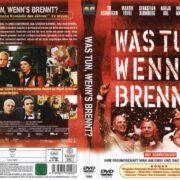 Was tun, wenn's brennt? (2001) R2 German DVD Cover
