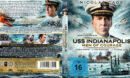 USS Indianapolis - Men of Courage (2016) R2 Germany Blu-Ray Cover