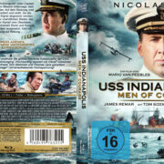 USS Indianapolis – Men of Courage (2016) R2 Germany Blu-Ray Cover