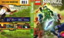 Lego Ninjago Masters of Spinjitsu Season 2 (2013) R1 DVD Cover