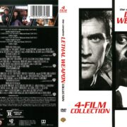 The Complete Lethal Weapon Collection (1987-1992) R1 DVD Cover