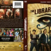 The Librarians: Season 3 (2016) R1 DVD Cover