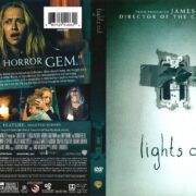 Lights Out (2016) R1 DVD Cover