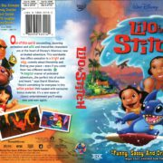 Lilo and Stitch (2002) R1 DVD Cover