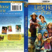 Little House on the Prairie Season 1 (2017) R1 DVD Cover