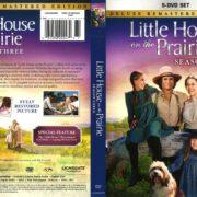 Little House on the Prairie Season 3 (2017) R1 DVD Cover