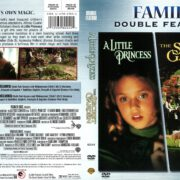 A Little Princess/Secret Garden Double Feature (1993-1995) R1 DVD Cover
