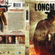 Longmire Season 5 (2016) R1 DVD Cover