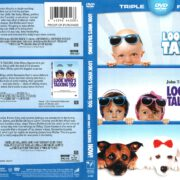 Look Who's Talking Trilogy (1989-1993) R1 DVD Cover