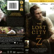 Lost City of Z (2016) R1 DVD Cover