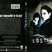 Lost Girl Season 1 (2010) R1 DVD Cover