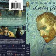 Loving Vincent (2017) R1 DVD Cover