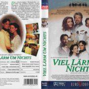 Viel Lärm um nichts (1993) R2 German DVD Cover