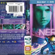 Nerve (2016) R1 Blu-Ray Cover