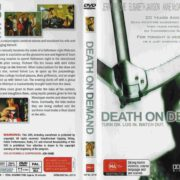 Death on Demand (2008) R4 Australia DVD Cover