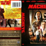 Machete (2010) R1 DVD Cover