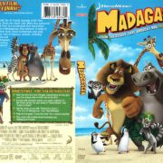 Madagascar (2005) R1 DVD Cover