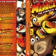 Madagascar Complete Collection (2013) R1 DVD Covers