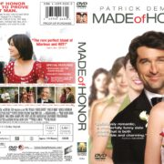 Made of Honor (2008) R1 DVD Cover