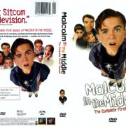 Malcolm in the Middle Season 1 (2002) R1 DVD Cover