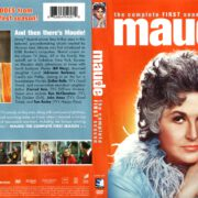 Maude Season 1 (1972) R1 DVD Cover