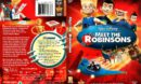 Meet the Robinsons (2007) R1 DVD Cover