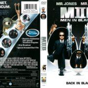 Men in Black 2 (2010) R1 DVD Cover