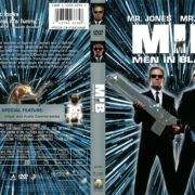 Men in Black (2008) R1 DVD Cover