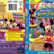 Mickey Mouse Clubhouse: Minnie's Bow-Tique (2010) R1 DVD Cover