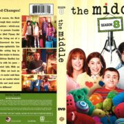 The Middle Season 8 (2016) R1 DVD Cover