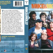 Mike & Molly Season 3 (2012) R1 DVD Cover