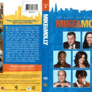 Mike & Molly Season 6 (2016) R1 DVD Cover