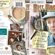 Miss Marple Triple Feature (1984) R1 DVD Cover