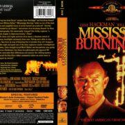Mississippi Burning (1988) R1 DVD Cover