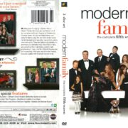 Modern Family Season 5 (2013) R1 DVD Cover