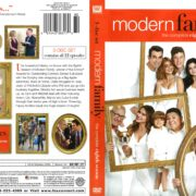 Modern Family Season 8 (2016) R1 DVD Cover