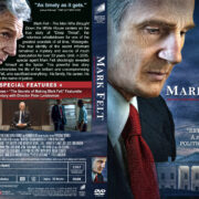 Mark Felt: The Man Who Brought Down the White House (2017) R1 Custom Cover & Label