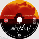 Mother (2017) R0 Custom DVD Label