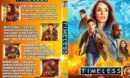 Timeless: Season 2 (2018) R1 CUSTOM DVD Cover & Labels