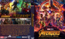 Avengers: Infinity War (2018) R0 Custom DVD Covers