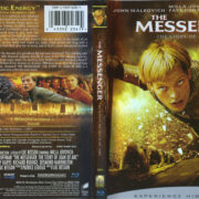 The Messenger (2008) R1 Blu-Ray Cover & Label