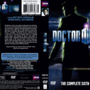 Doctor Who Series 6 (2011) R1 Custom DVD Cover