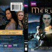 Merlin Season 3 (2012) R1 DVD Covers