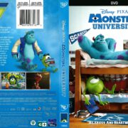Monsters University (2013) R1 DVD Cover