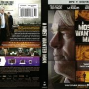 A Most Wanted Man (2014) R1 DVD Cover