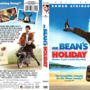 Mr. Bean's Holiday (2007) R1 DVD Cover