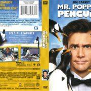 Mr. Popper's Penguins (2011) R1 DVD Cover